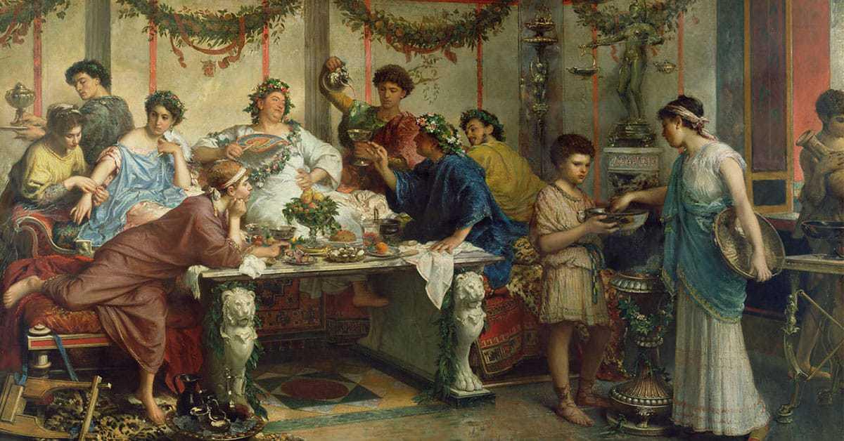 Le fragranze preferite dagli antichi romani