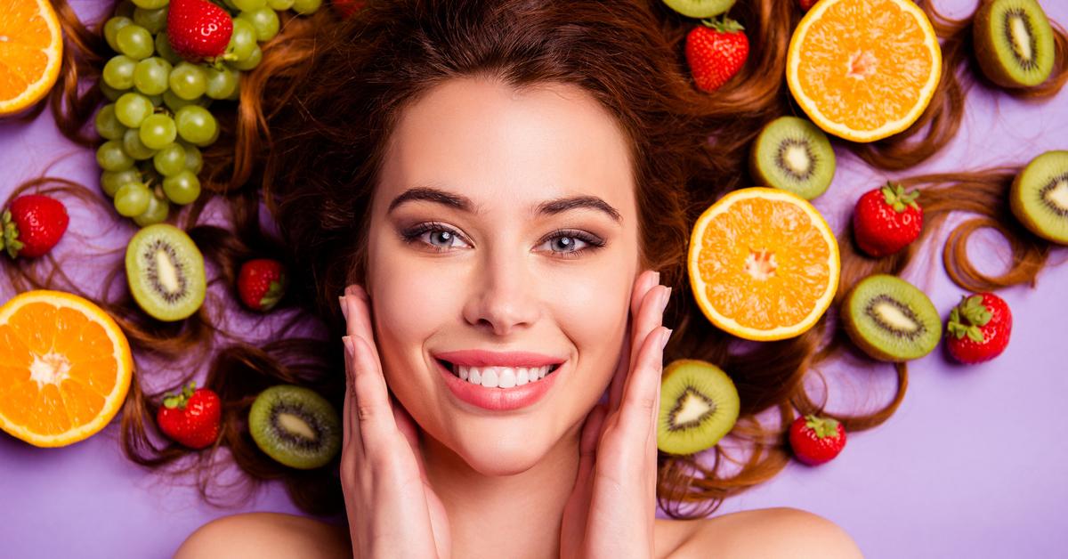 Gli alimenti per una pelle sempre giovane e luminosa