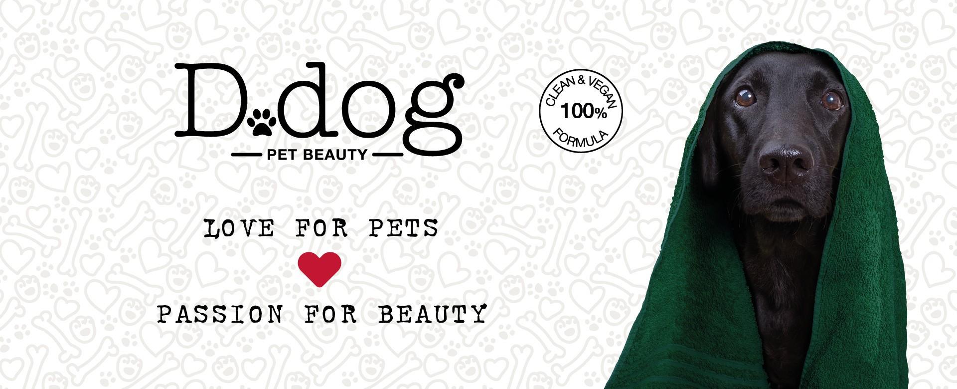 DD DOG PET BEAUTY by DIEGO DALLA PALMA - PepinoShop